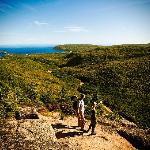 Hiking Franey Mountian