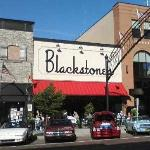 Blackstones Exterior on Saginaw Street