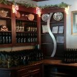 Interior Wine Tasting Room