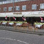 Verandah Restaurant Front