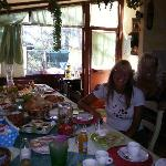 Colazione con Angela!!!!
