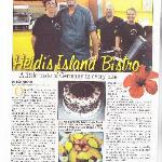 Heidis Island Bistro in the Beach Shoppers Guide04
