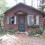 Thunderbird cabin