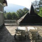 Terrasse chambre ALBA
