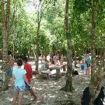 Koh Rok la journée avec les touristes