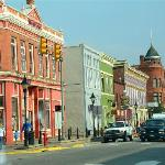 The beautiful town of Leadville only 20 min drive