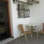 terrazzino del bungalow