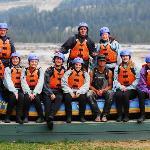 hydra white water rafting