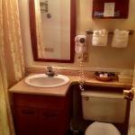 Sweet little bathroom