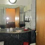 Falta mas luz en el baño