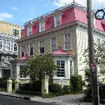 Barksdale Inn front