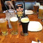 Yaletown's Beer sampler