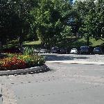 Valet driveway