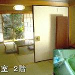 和室(6+4,5畳)1部屋