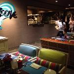 rest scene restaurant