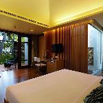 The Spa Villa Suite