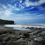 the view of soka beach