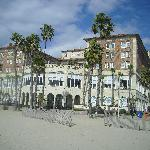 Bilde fra stranden