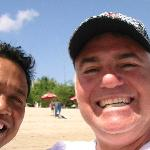 A Visit to Kuta Beach with Ketut