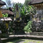 Traditional Balinese Surrounds at Ketut's Homestay Ubud