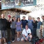 our group that did the Ladder/Wild tour 8/18/2012