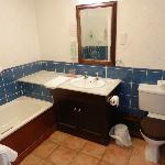 Bathroom in Room 224
