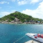 Leaving Koh Nang Yuan