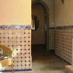 Zona Relax (Bagno turco, doccia emozionale, ampio salone dove sono a disposizione tisane e thè)