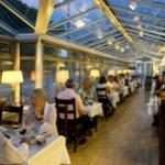 Foto di Aaron Lodge Conservatory Restaurant