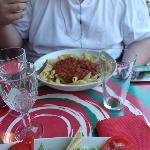 pâtes bolognaises