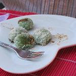 Klepon, desert the Indonesian way