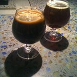 Imperial Stout and Tripel Cru - Excellant!