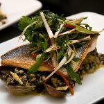 Sea Bream, Summer menu
