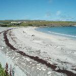 la spiaggia di sabbia bianchissima e fine