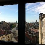 finestra panorama