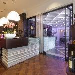 Brasserie entry