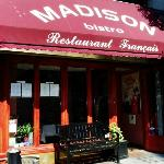 Madison Bistro - Outside