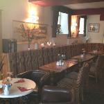 quaint restaurant/bar