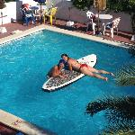 Foto de Sunset Point Resort, Sportsbar & Apartmentos