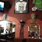 Inside Fado Irish Pub Seattle