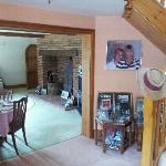 The Hall, lounge, breakfast room
