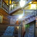 front inside entrance