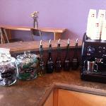 Our Espresso Bar