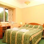 one of our double bedded rooms