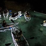 night kayaks
