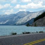 Muncho Lake - Alaska Highway