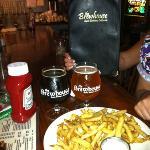 the beers that we choose!