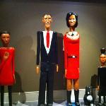 Obama folk art