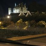 The castle from Loches, at 15-20 mins driving