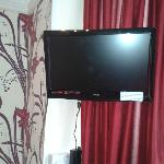 Rooms have HD Freeview T.v